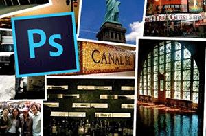 Пакетное сжатие и обработка файлов в Adobe Photoshop