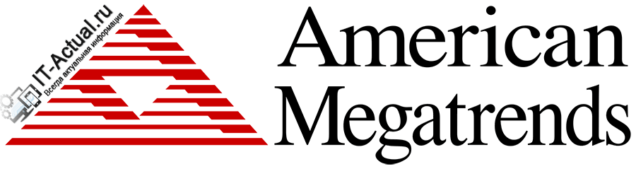 Логотип компании American Megatrends