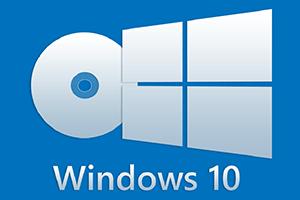 Как создать загрузочный DVD диск с Windows 10