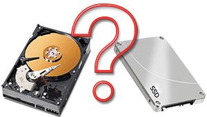 Как определить SSD или HDD установлен в компьютере