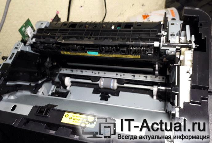Аппаратные проблемы с принтером разнообразны
