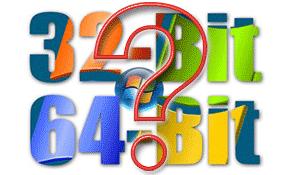 Как узнать разрядность установленной операционной системы: 32bit или 64bit