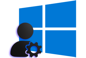 Как быстро поменять тип учётной записи (обычная \ администратор) в Windows 10