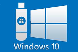 Как создать загрузочный Flash-диск с Windows 10