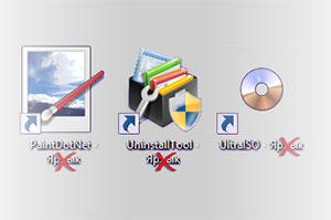 Как отключить приписку «ярлык» при создании оного в Windows