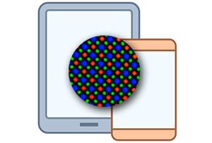 Как узнать тип матрицы дисплея смартфона или планшета