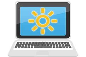 Как гибко отрегулировать яркость дисплея в Windows 10