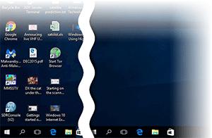 Как моментально скрыть (отобразить) иконки на рабочем столе Windows [7, 8, 10]