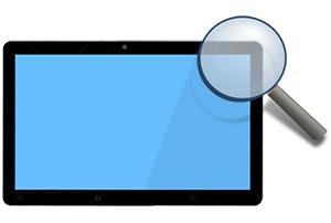 Как увеличить область на экране компьютера, открываем инструмент «Экранная лупа»