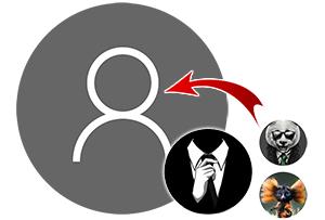 Как установить аватар (изображение пользователя) в Windows 10