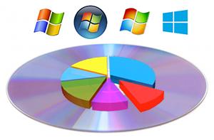 Дистрибутив Windows не влезает на DVD – что делать