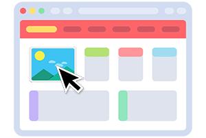 Как в браузере загружать (показывать) только нужные картинки – выборочная загрузка графики, экономия трафика