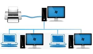 Как настроить доступ к принтеру в локальной сети: подробная инструкция