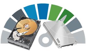 Как проверить скорость HDD или SSD диска. Тест производительности