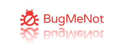 Сервис BugMeNot