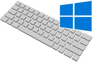 Как включить, отключить и использовать сенсорную \ экранную клавиатуру в Windows 10