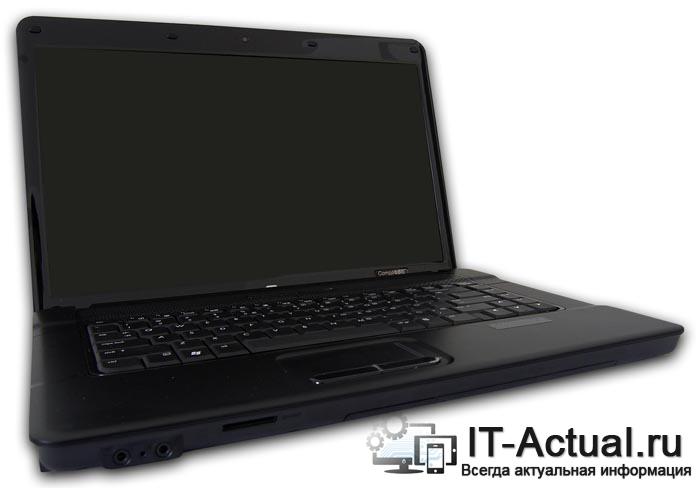 Ноутбук Compaq 615