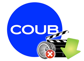 Скачанный ролик Коуб без звука